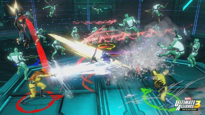 Marvel Ultimate Alliance 3 rift nebula