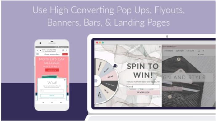 privy app popup tool