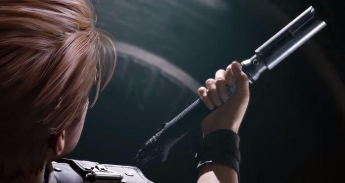 Kestis Fallen Order lightsaber