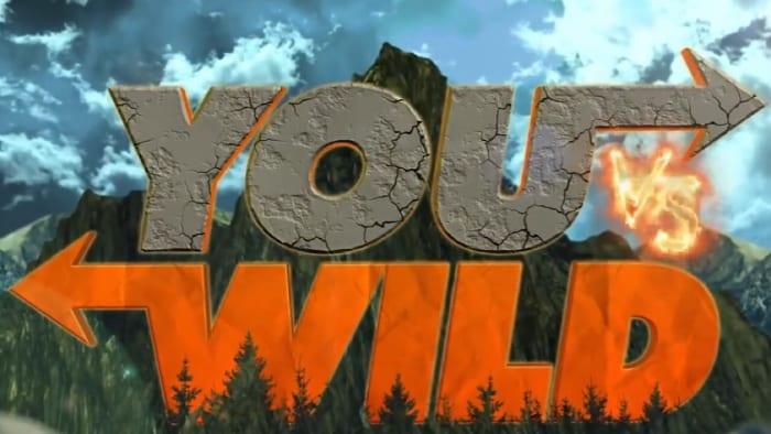 You vs Wild
