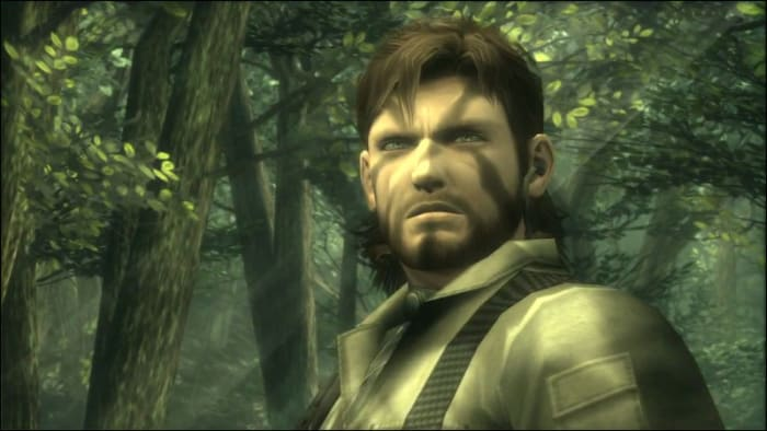 MGS 3 Snake Virtuous Mission