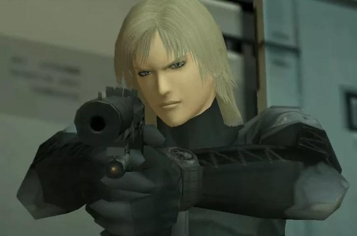 Raiden Metal Gear Solid 2