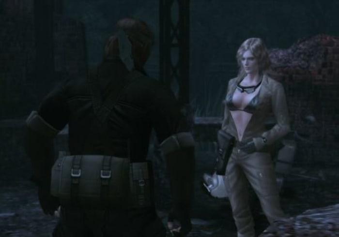Metal Gear Solid 3 EVA