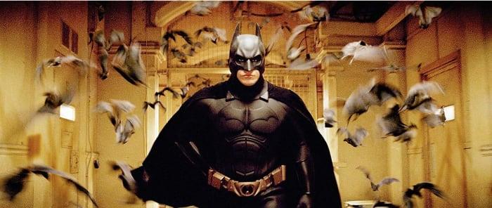 batman begins batman batsuit