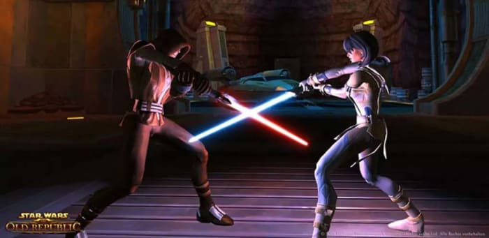 Star Wars The Old Republic Free RPG
