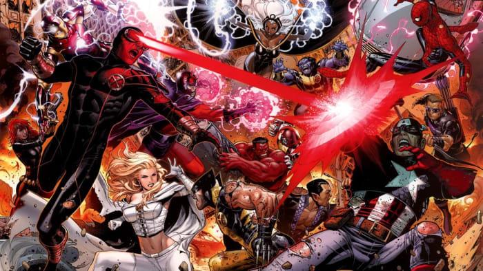 avengers vs xmen movie mcu endgame