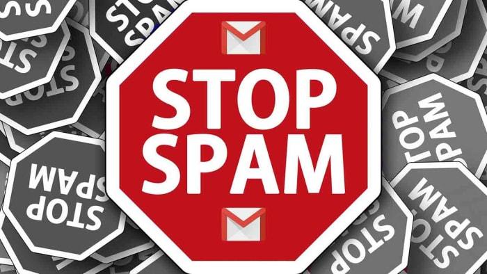Block Gmail spam
