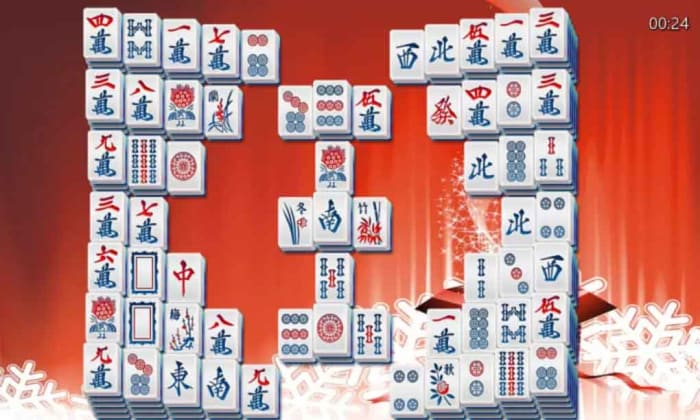 Mahjong deluxe for free