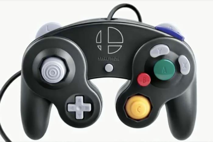 gamecube controller smash ultimate