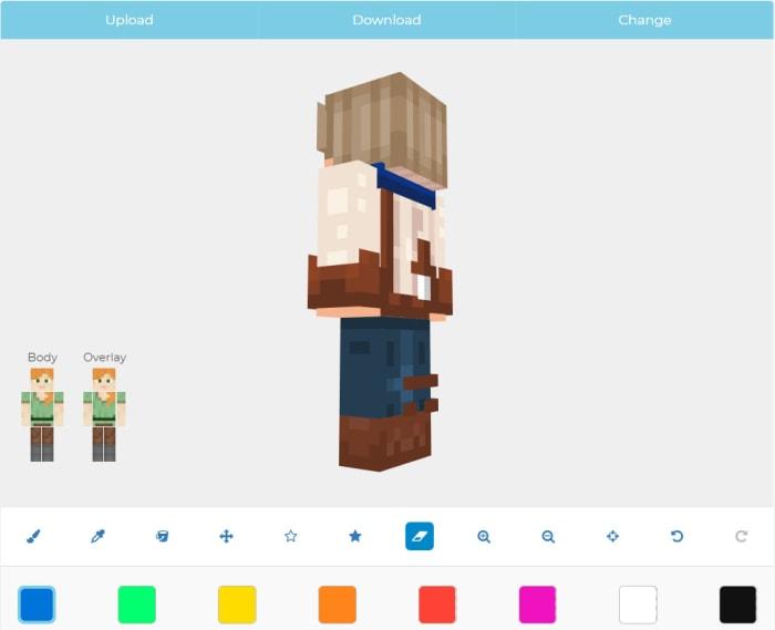 MinecraftSkins