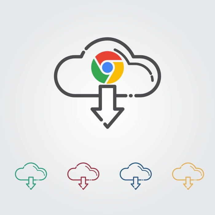 Chrome parallel downloads