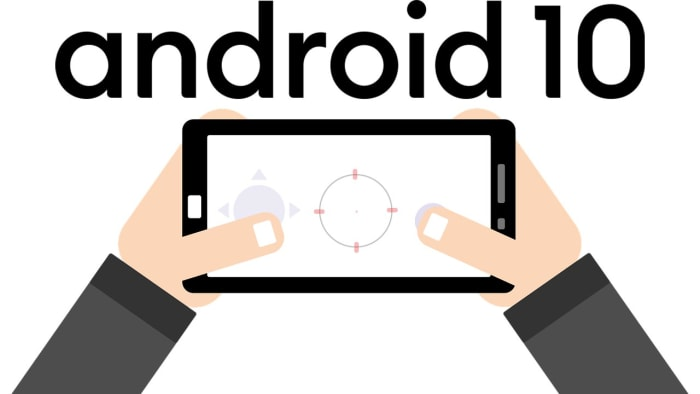 Android 10 hidden game