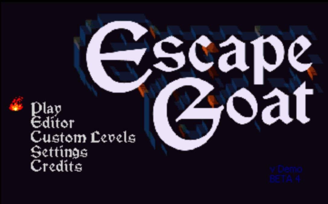 Escape the Goat