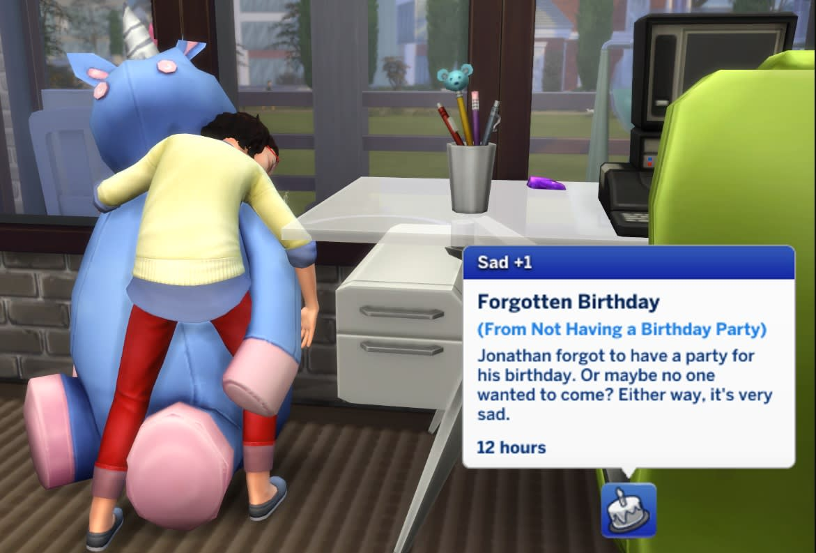 Mod Meaningful Stories para Los Sims 4