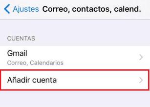 Cómo pasar tus contactos de Android a iPhone