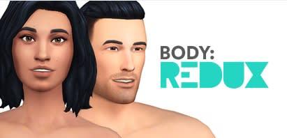 Los Sims 4 Body Redux Mod