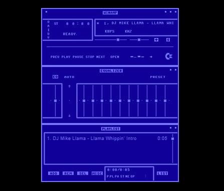 Commodore 64 skin