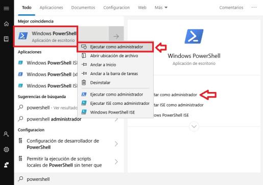 Windows Powershell: Comandos básicos para administradores