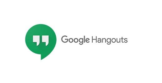 Logo de Google Hangouts