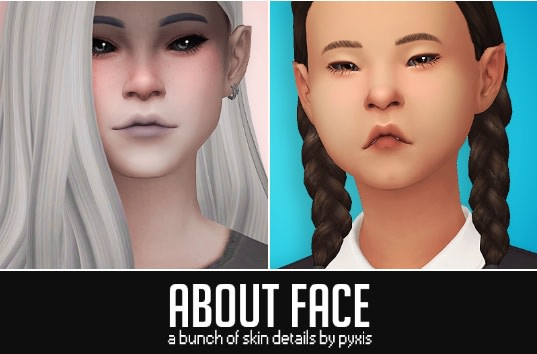 Los Sims 4 Mod About Face