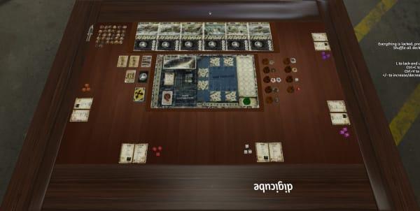 Dead of Winter en Tabletop Simulator