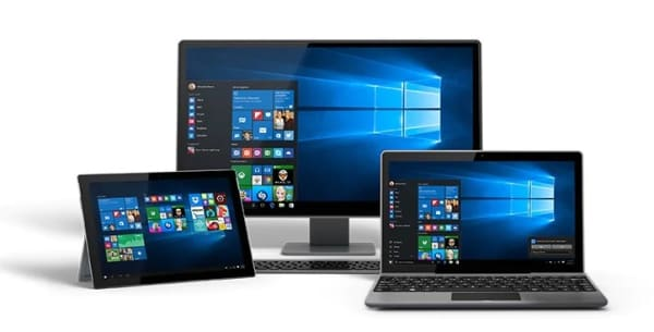 Equipos con Windows 10
