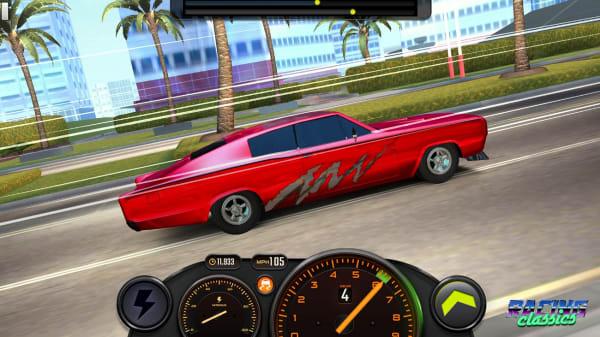 Racing Classics Drag Race Simulator