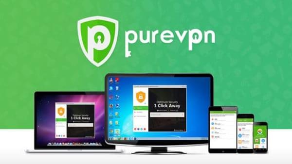 Logotipo de Pure VPN