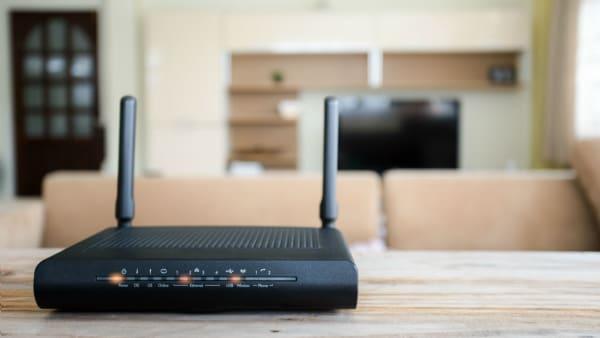 Router con WiFi