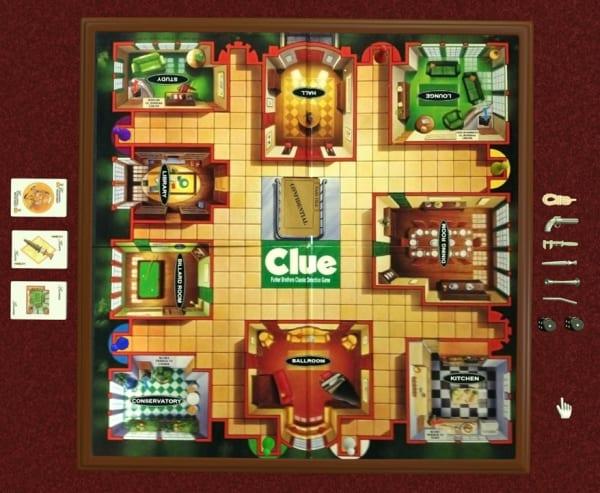 Clue en la Steam Workshop