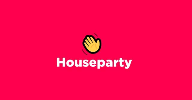 Logo de Houseparty