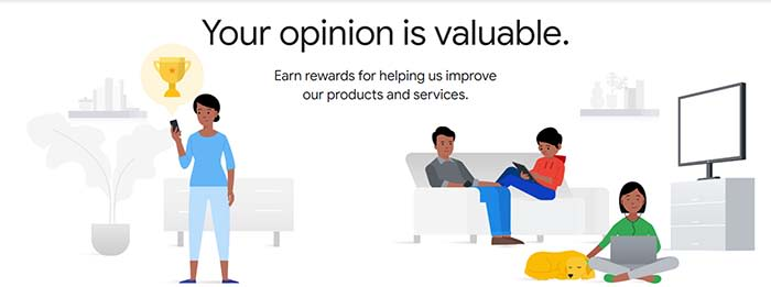 Google Opinion Awards