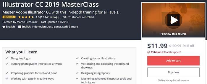 Illustrator Master Class