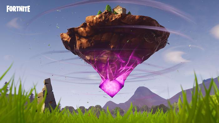 fortnite season 6 cube