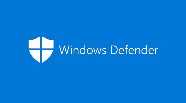 Logo de Windows Defender