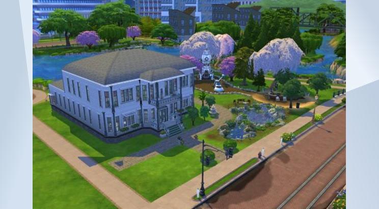 Dream Home para Los Sims 4