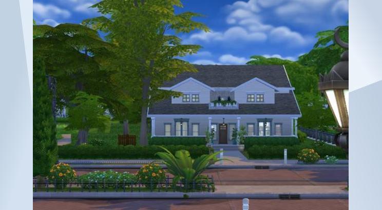 Casa de Buffy la Cazavampiros para Los Sims 4