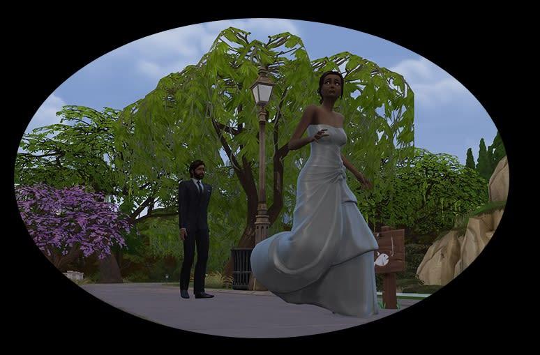 Life's a Drama mod para Los Sims 4