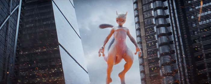 Ugly Mewtwo