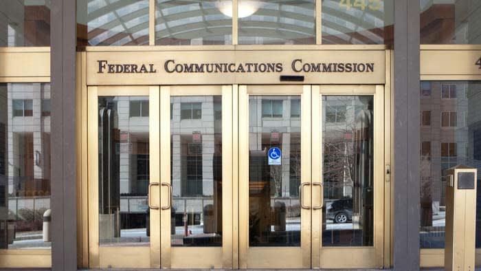 The FCC building
