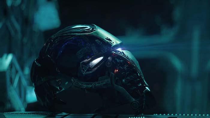 Endgame Iron Man Helmet