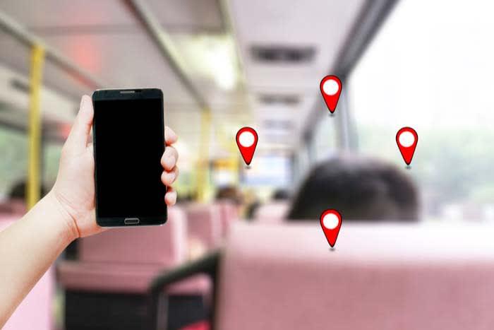 Location data transaction