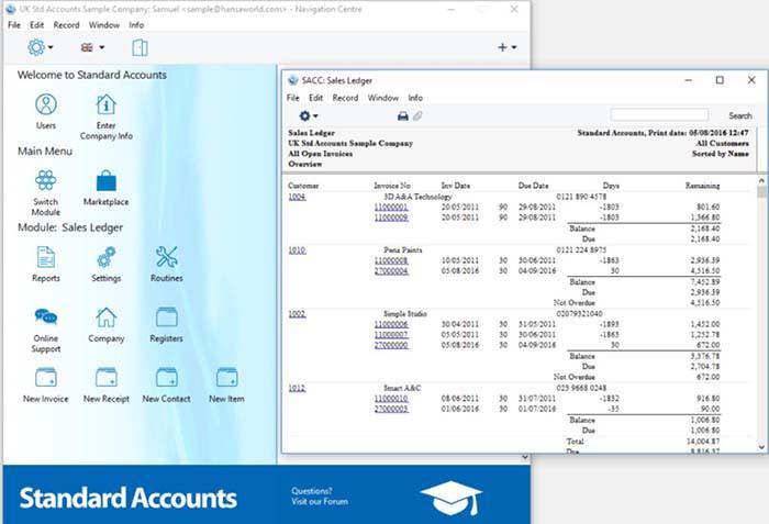 Standard Accounting