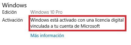Cómo activar Windows 10