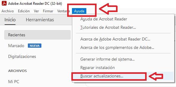 Cómo subrayar con Adobe Reader