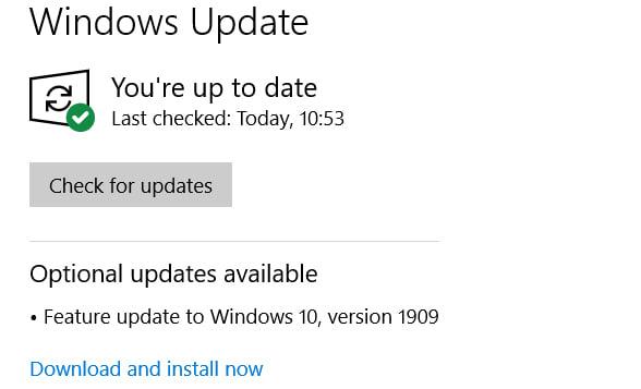 More control over Windows 10 updates