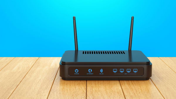 Router red WiFi