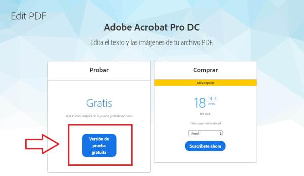 Cómo dividir un PDF con Adobe Reader