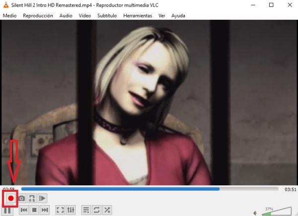 Grabar con VLC Media Player