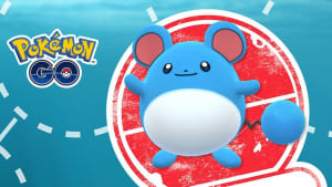 Pokémon Go Limited Research Day Featuring Marill
